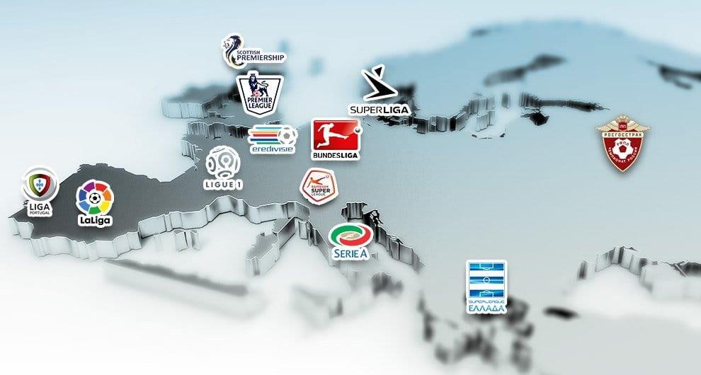 Fussball Wettbewerbe Bundesliga Wetten Alle Wichtigen Ligen